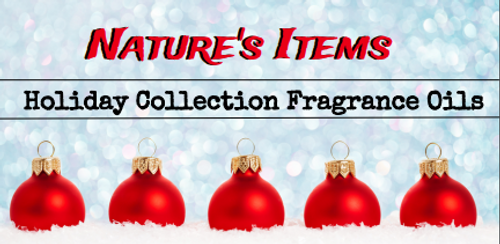 Holiday Collection - 5 Pack  / 2oz bottles