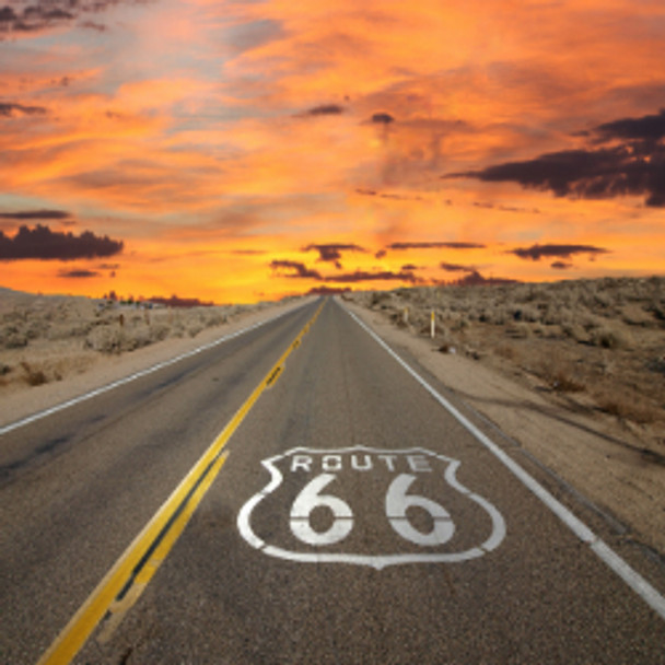 Route 66 - Scentsy Type