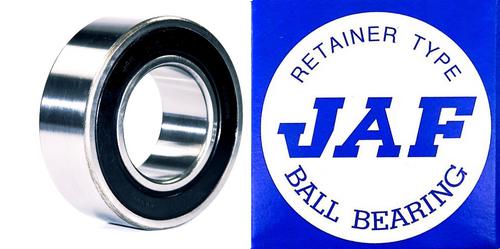 5210 2RS JAF Double Row Angular Ball Bearing Double Seal 50 X 90 X 30.2