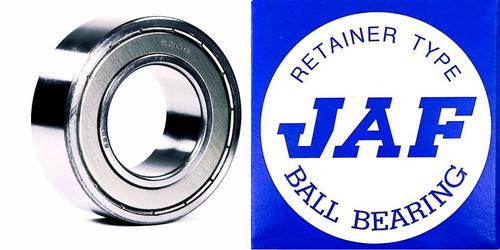 5306 ZZ JAF Double Row Angular Ball Bearing Double Shield 30 X 72 X 25.4
