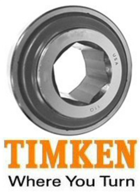 210RRB6 Timken - Hex Bore Spherical Outside Diameter