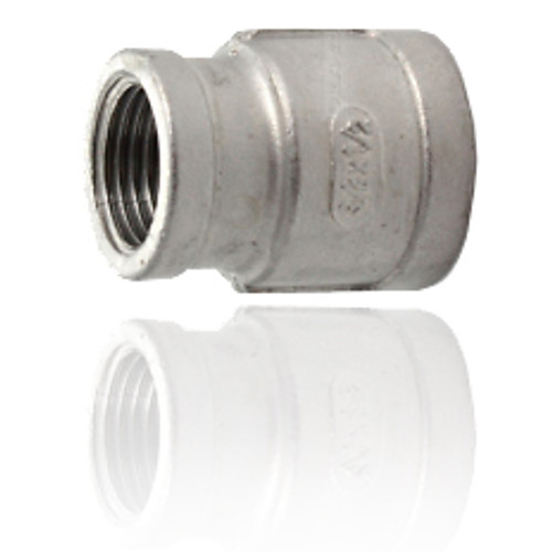 "Socket - 1/2"" to 3/4"" Stainless Steel"