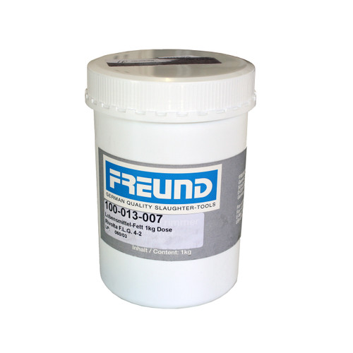 Food Grade Lubrication Grease 1kg Refill Mitchell Engineering Food