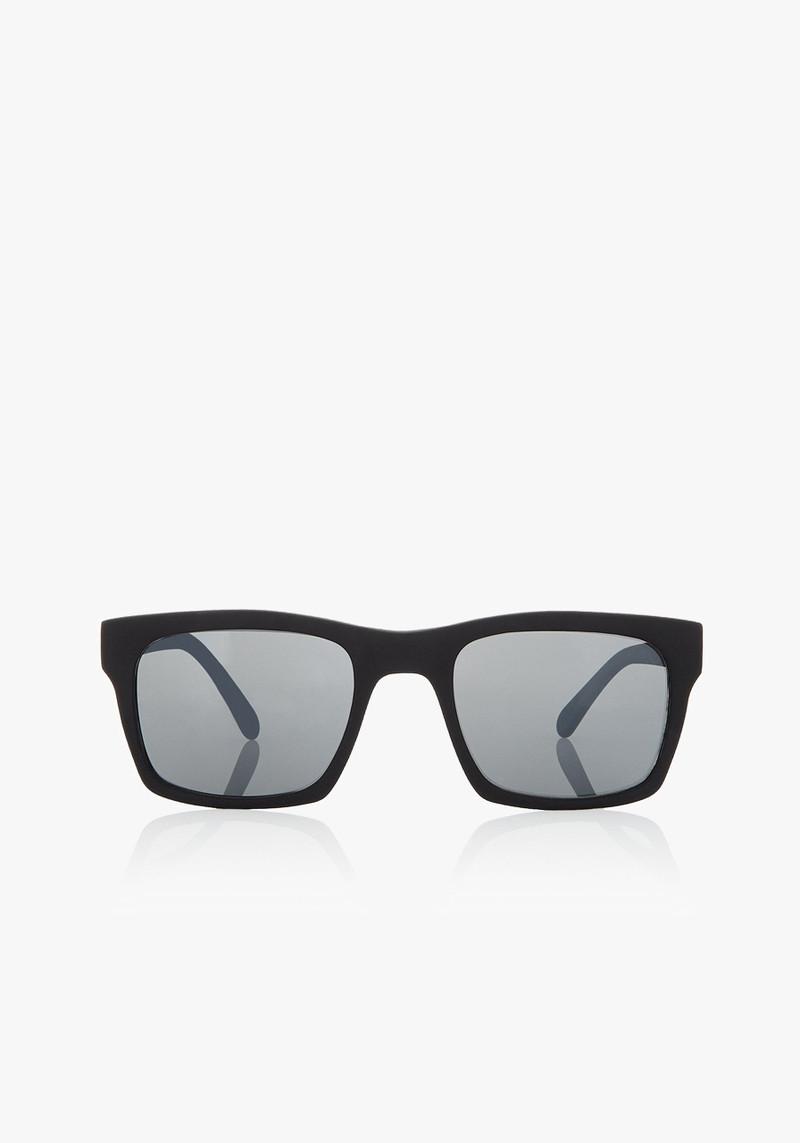 "Prism Matte Black ""Kensington"" Sunglasses"