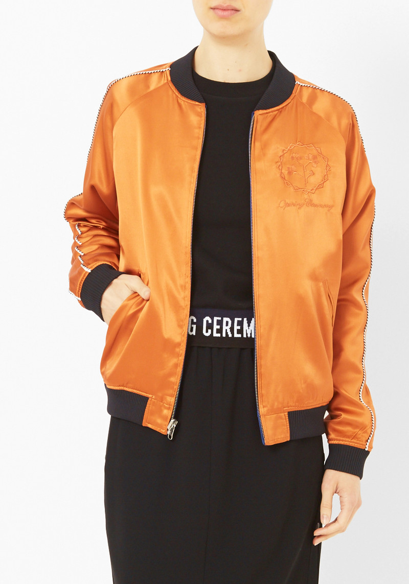 Opening Ceremony Reversible Bomber