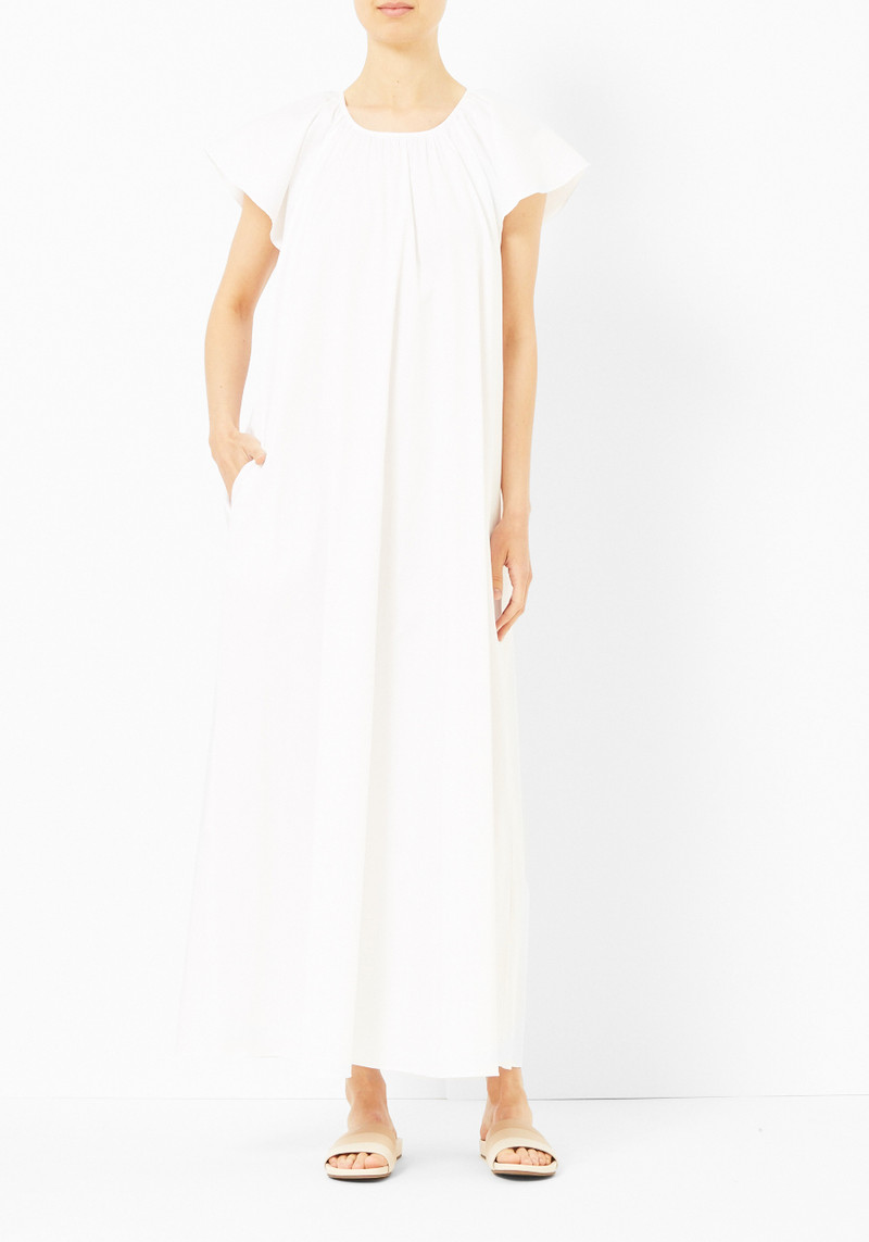 Opening Ceremony Flutter Sleeve Maxi Dress