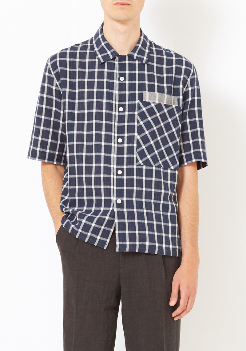 DDUGOFF Peter Camp Shirt