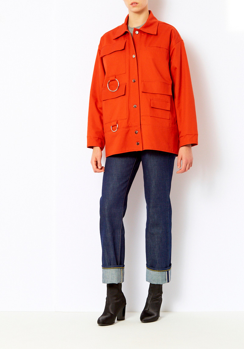 _SCAPES Fleece Lined Commuter Coat
