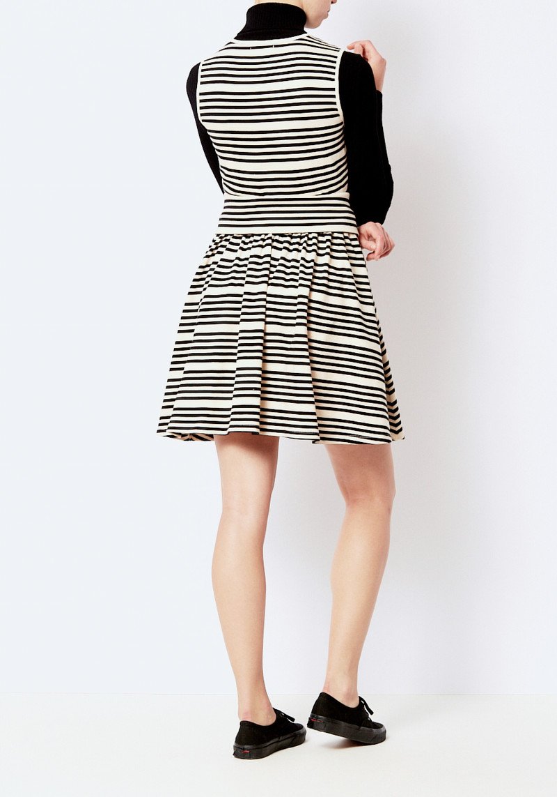 Opening Ceremony Breton Striped Dress