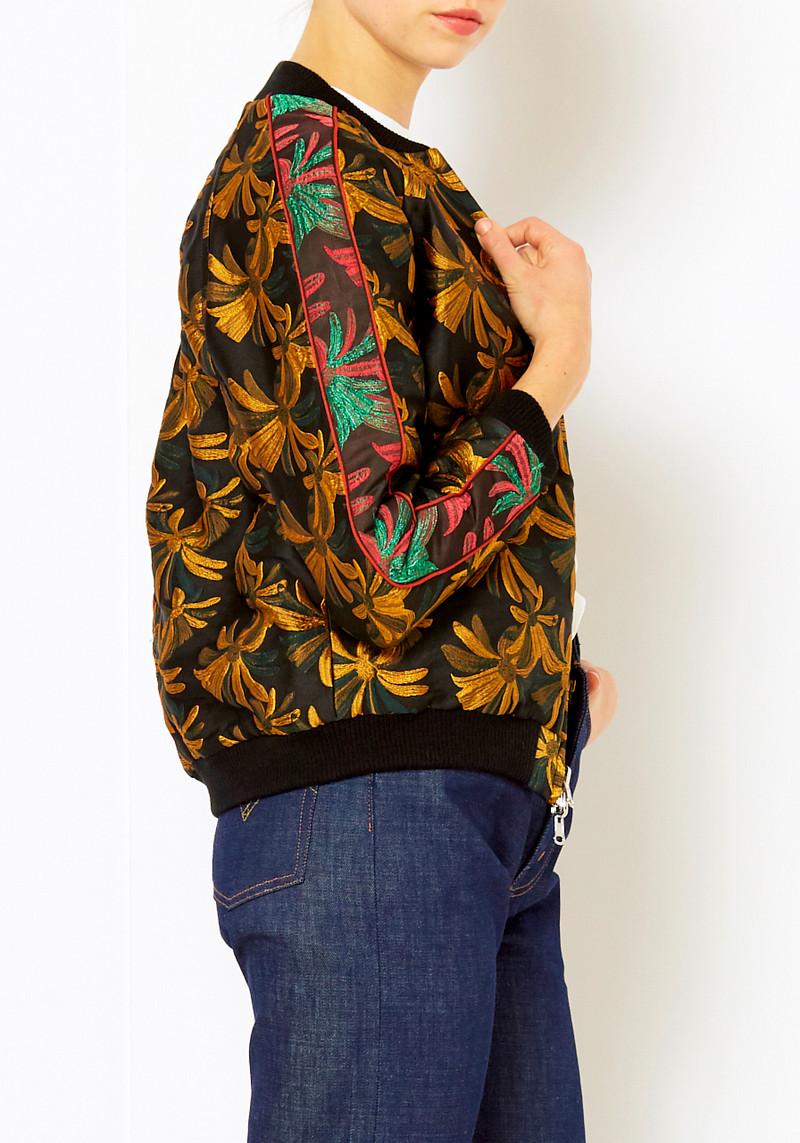 Nikki Chasin Dark Tropical Captain Jacket