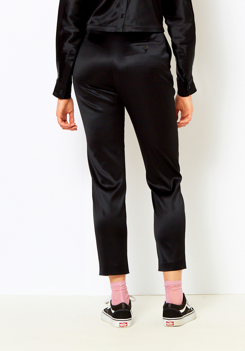 Creatures of Comfort Satin Moulder Pant