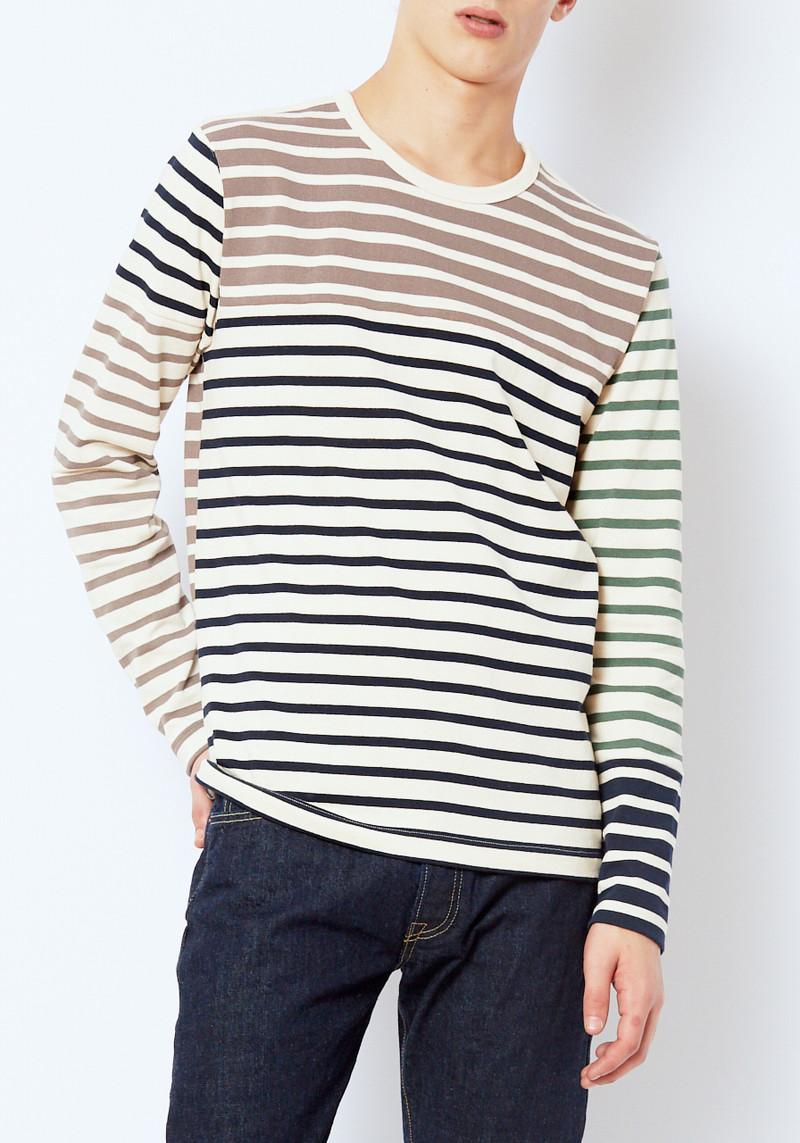 You Must Create Artisan Breton Striped Shirt
