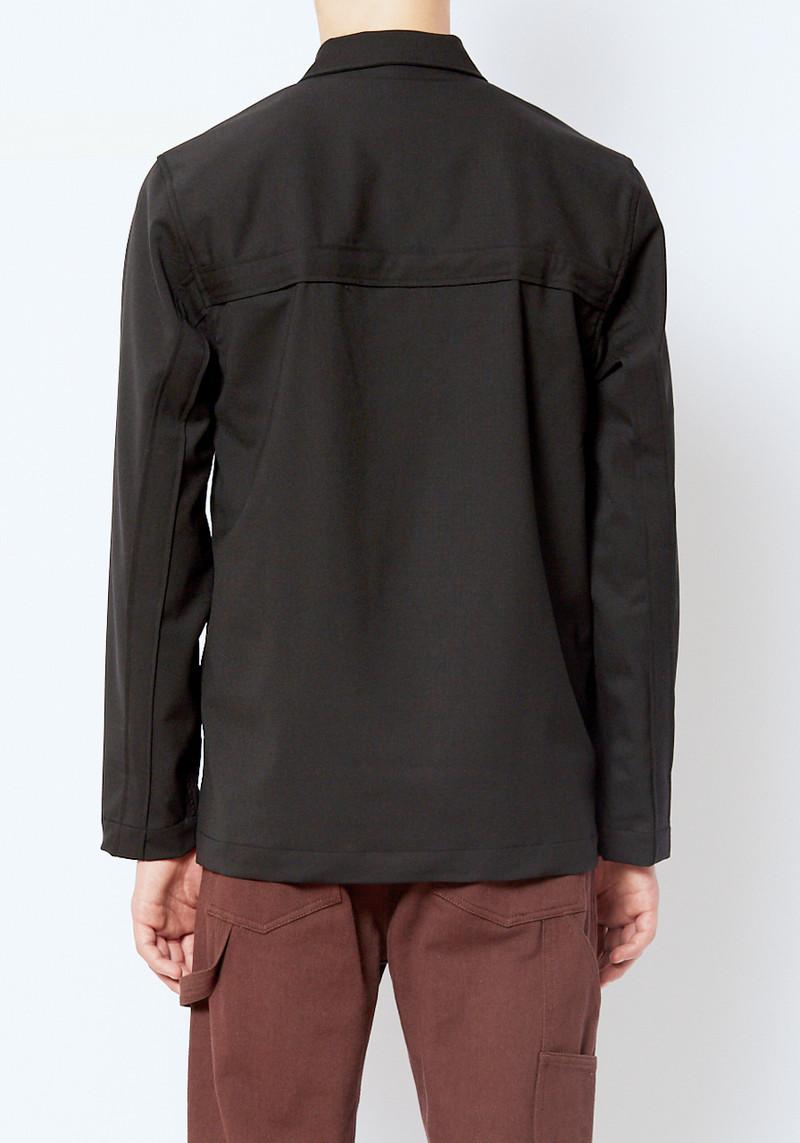L'Homme Black Off Work Jacket