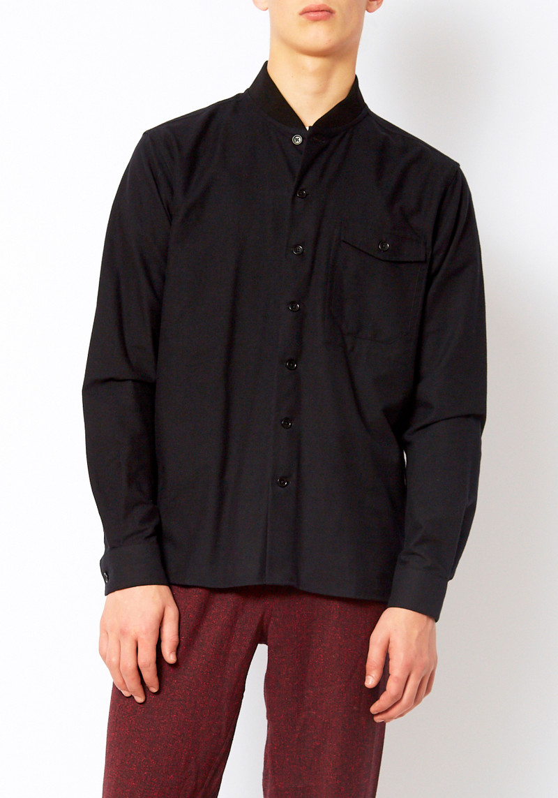 You Must Create Black Flannel Delinquents Shirt