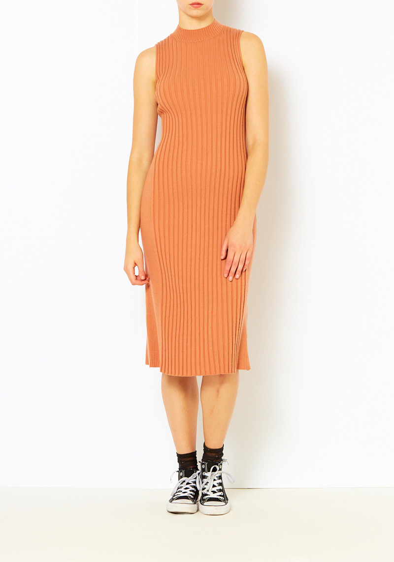Veda Salmon Angela Dress
