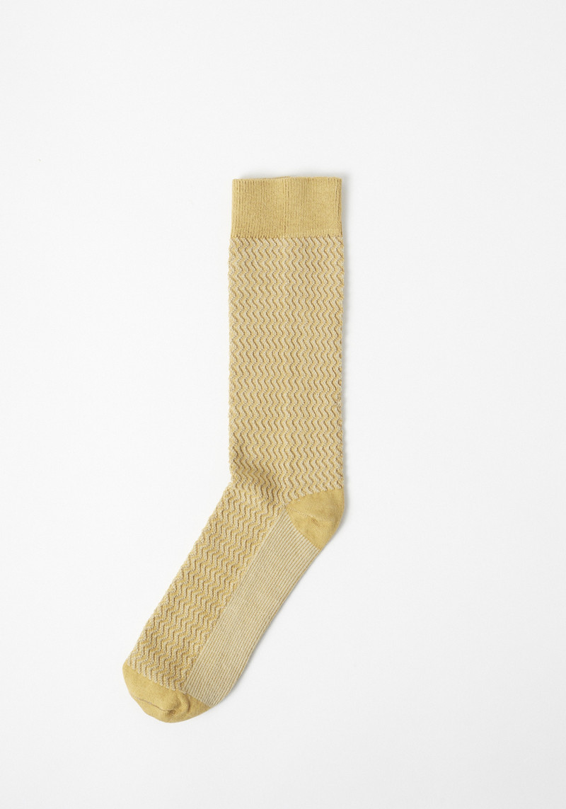 ace and everett ochre socks