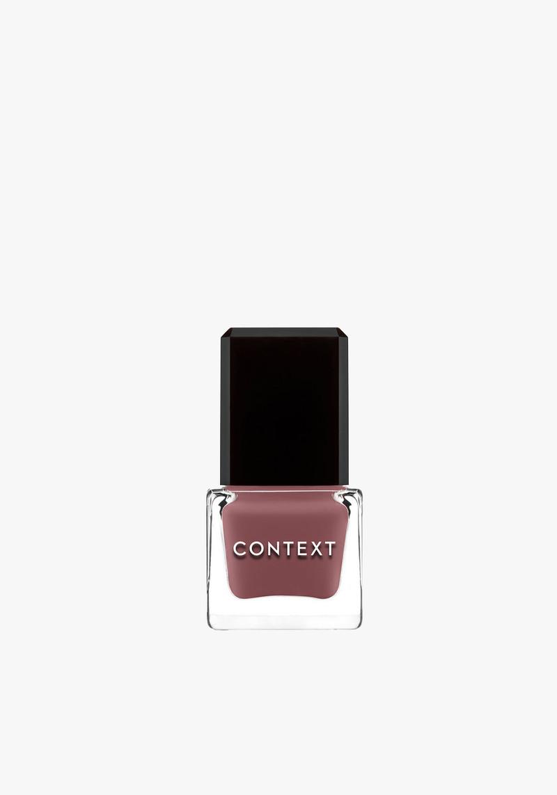 context skin mauve pink nail polish