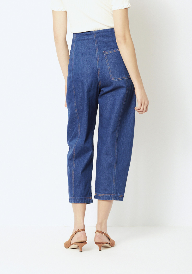 Creatures of Comfort Standard Denim Crescent Pant