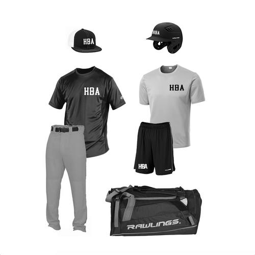 1 HBA Delux Gear Package