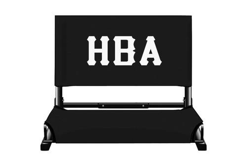 HBA Stadium Chair Travel Baseball San Diego