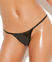 Vinyl G-String - OS and XL