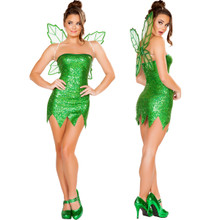 Mischievous Fairy Costume - Sz Small to Large - Genuine Roma Product