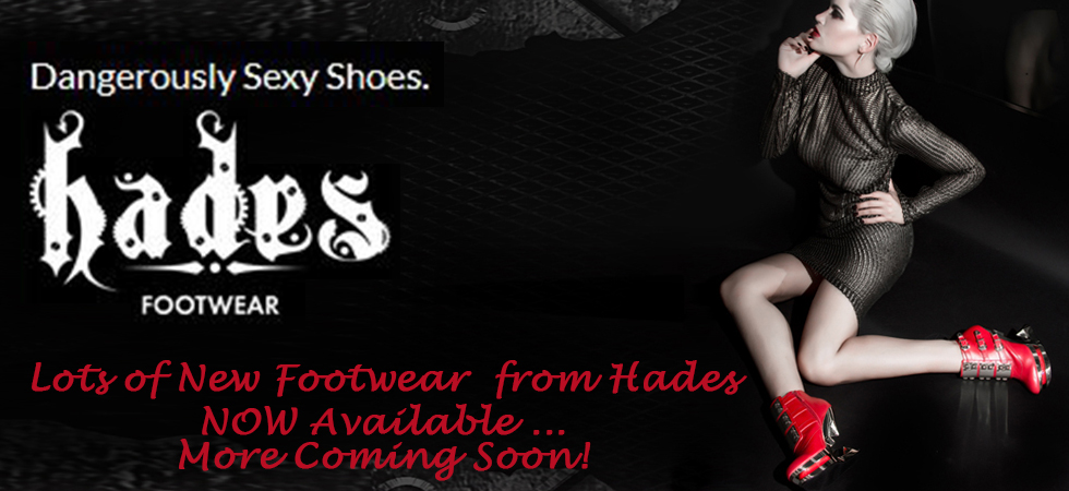 Hades Footwear - Great Alternative Shoes & Boots