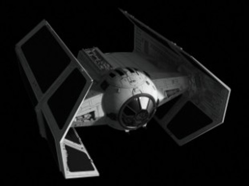 1/72 TIE Advanced x1 - MASK For Bandai Kit