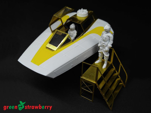 Green Strawberry 1/72 BTL A-4 Y-Wing Photoetch Set