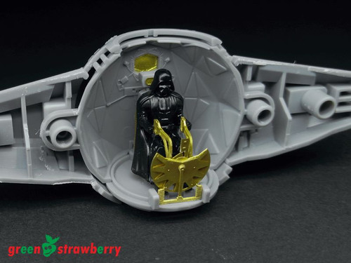 Green Strawberry 1/72 Tie Advanced x1 Photoetch Detail Set