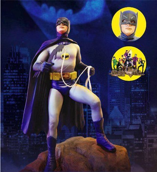 Moebius MMK950 1/8 Batman Classic TV Series Figure New Plastic Model Kit