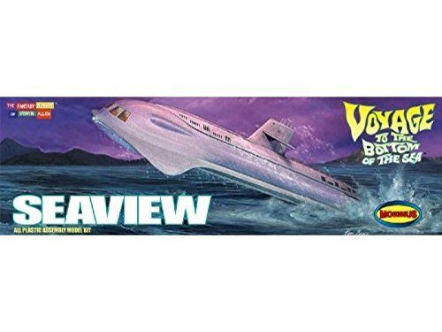 Moebius 1/350 Voyage to the Bottom of the Sea Seaview mmk808