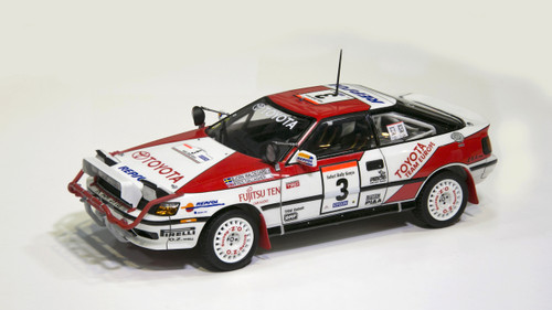 Beemax B24006 1:24 TOYOTA CELICA ST-165 GT-FOUR 1990 Safari Rally Ver.