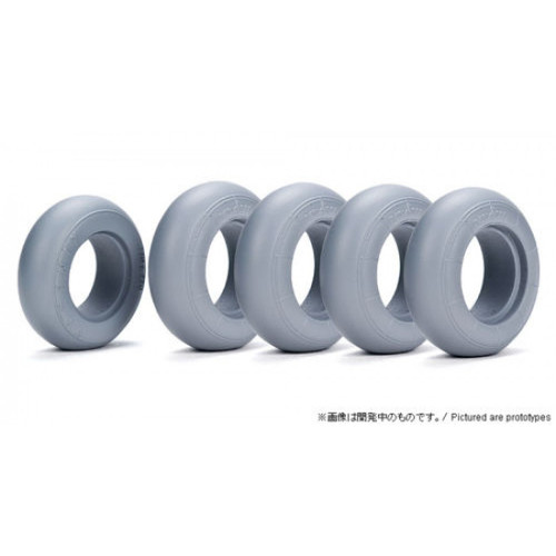 Zoukei Mura SWS06-M02 - 1:32 Weighted Tires (Without Tread) for He 219 A-0 Uhu