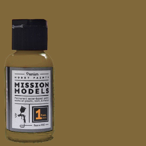 Mission Models MMP078 - RAF Dark Earth 1fl.oz bottle