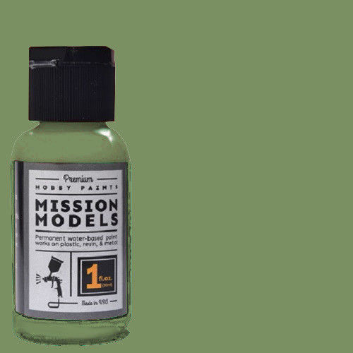Mission Models MMP079 - RAF Interior Green 1fl.oz bottle
