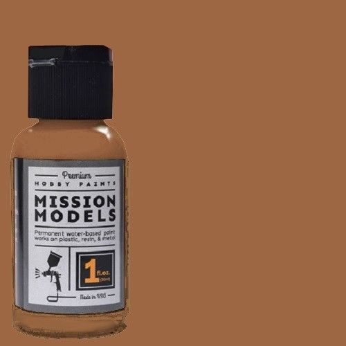 Mission Models MMM004 - Copper 1fl.oz bottle