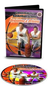 Ganon Baker Basketball School Dribbling & Driving Video DVD