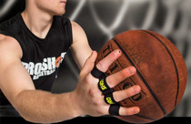 ProShot Basketball Shooting Aid - holding basketball