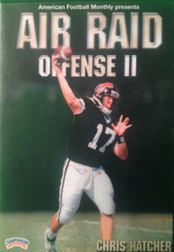 AIR RAID OFFENSE II DVD by Chris Hatcher Instructional Basketball Coaching Video