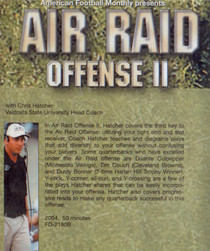 (Rental)-AIR RAID OFFENSE II DVD