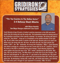(Rental)-3-4 DEFENSE STUNT ATTACKS