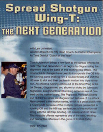 (Rental)-SPREAD SHOTGUN WING T: THE NEXT GENERATION