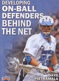 Developing On-Ball Defenders Behind the Net by Dave Pietramala Instructional Basketball Coaching Video