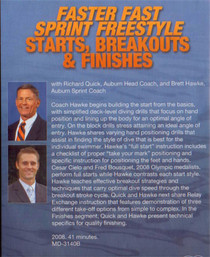 (Rental)-Faster Fast Sprint Freestyle, Starts, Breakouts, & Finishes