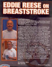(Rental)-Eddie Reese on Breaststroke