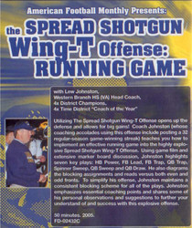(Rental)-THE SPREAD SHOTGUN WING-T OFFENSE: RUNNING GAME