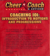 (Rental)-Cheer  Coach Magazine: Coaching 101: Intro to Motions & Progressions