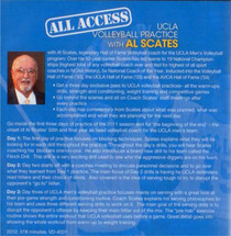 (Rental)-ALL ACCESS UCLA VOLLEYBALL WITH AL SCATES