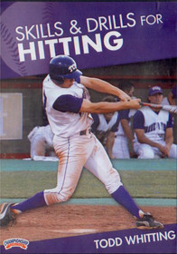 SKILLS AND DRILLS  FOR HITTING by Todd Whitting Instructional Basketball Coaching Video
